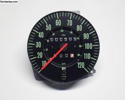 NOS 76 77 Fox Dasher Trip Speedometer 321957033G