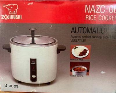Small Zojirushi Rice Cooker