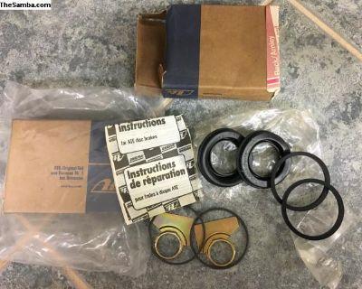Caliper Kits 2 Pin ATE 111-698-471A Ghia Ty1 40MM