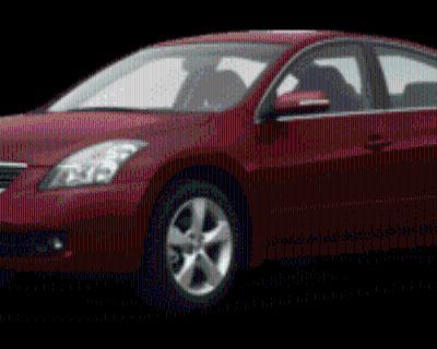 2007 Nissan Altima 3.5 SE