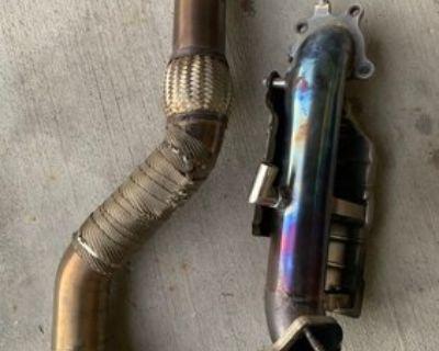 Florida - Various Civic SI aftermarket parts