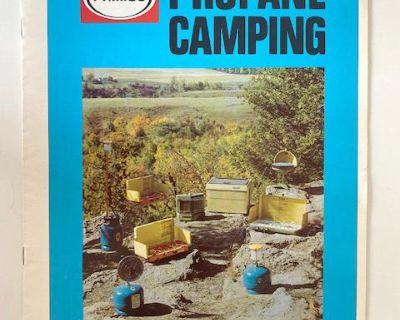 1970s Camping Equipment Brochure Primus