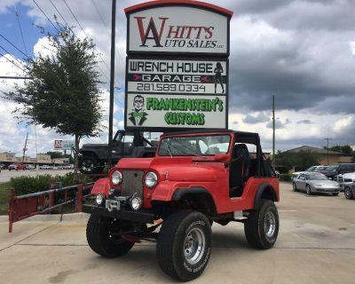 1966 Jeep Wrangler