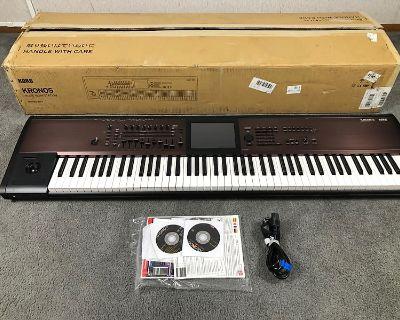 Korg KRONOS 88 Keys Professional Workstation