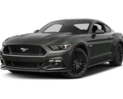 2015 Ford Mustang GT Fastback