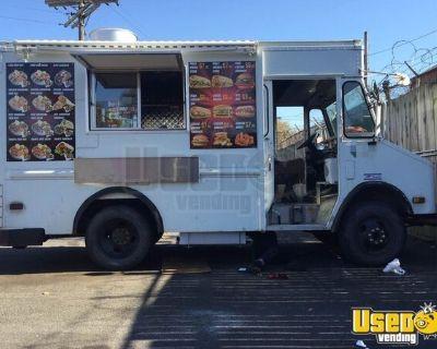 Chevrolet G-30 Diesel Step Van All-Purpose Food Truck with Pro-Fire