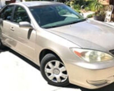 Toyota Camry LE 2003 excellent condition cool ac Toyota quality