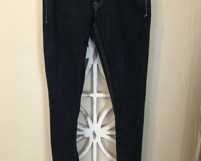 LEVIS 524 size 0 TOO SUPERLOW SKINNY JEANS