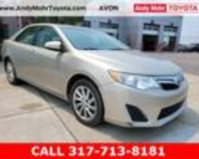 2014 Toyota Camry LE 2014.5