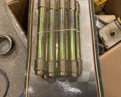 Bugpack 4550-10 push rod tubes new