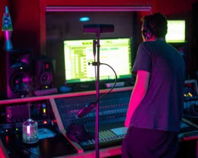 Full Service Recording Studio in heart of Noho, North Hollywood, CA