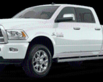 "2018 Ram 2500 Laramie Crew Cab 6'4"" Box 4WD"