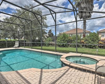 NEW! Kissimmee Family Paradise: 3 Miles to Disney! - Windsor Hills