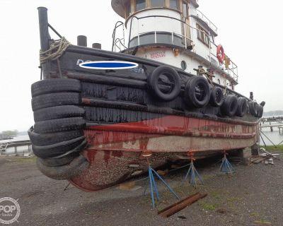 1964 52' 52' Steel Tug Boat Larose Louisiana Built