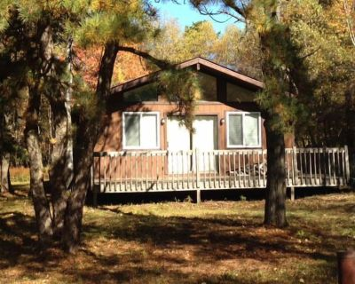 Pet Friendly Cozy Cottage, Fireplace And Free Bed Linens - Albrightsville