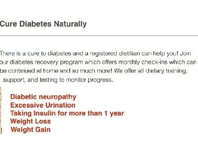 cures diabetes