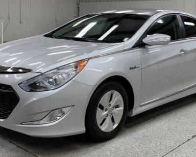 2014 Hyundai Sonata Hybrid Base