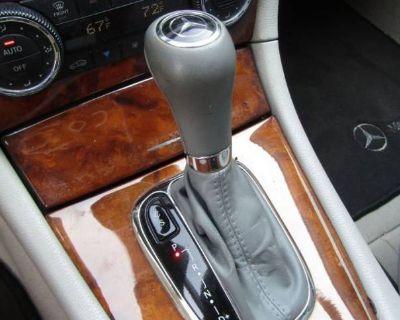 2005 Mercedes-Benz CLK CLK 500