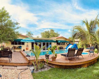 Tropical Garden House - Miami Springs