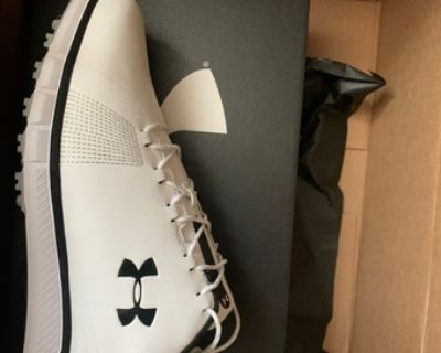 Brand-new Under Armour shoes for sale (size US 12 / EUR 46)