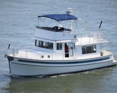 "2013 39'3"" Nordic Tugs Nordic Tug 39"