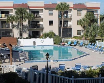 Ocean Village Club P19, 2 Bedroom, 2 Bath, Pet Friendly - Butler Beach