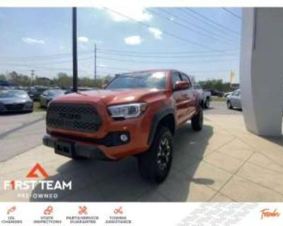 2018 Toyota Tacoma TRD Off Road Double Cab 5' Bed V6 4WD Automatic