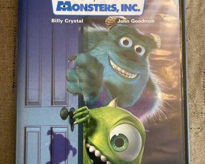 Monsters, INC Disney Pixar