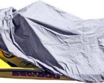 Pre-owned Deluxe Lrg Pwc Jet Ski Cover-sea-doo,polaris,yamaha (cl-67133)