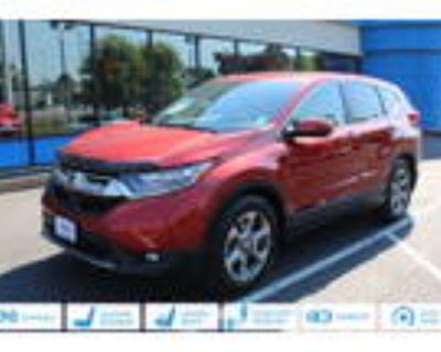 2017 Honda CR-V Red, 45K miles