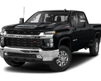 New 2022 Chevrolet Silverado 3500HD LT 4WD