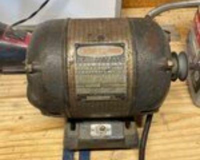 Craftsman 1/2hp capacitor motor