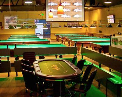 Pool Hall / Billiards in Los Angeles area, Los Angeles, CA