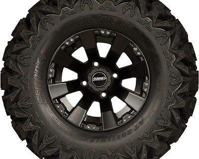 Sedona Rip Saw Spyder Tire-wheel Kit 25x10rx12 - 5+2 - 4/110 570-5101+1140