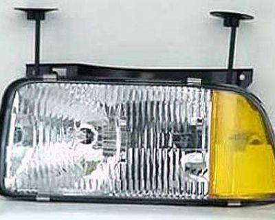 L Headlight 95 96 97 Gmc Jimmy Sonoma Headlamp New Tyc