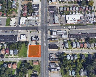 Van Dyke Vacant Land Adjacent To 7 Mile Commercial Corridor