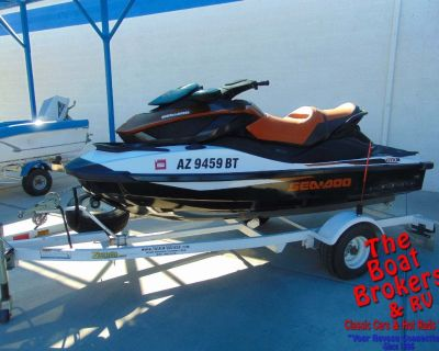 2014 BOMBARDIER SEA DOO PERSONAL WATERCRAFT