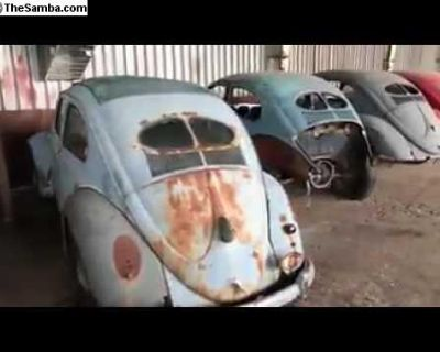 [WTB] Split Sunroof or Hardtop Beetle Wanted !