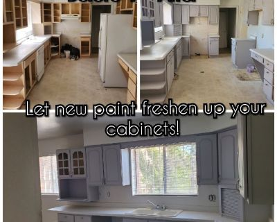 Local Licensed & Insured Remodeling company for hire!