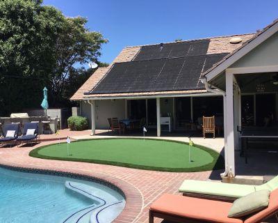 Family & Pet Friendly Home Sleeps 10 Pool BBQ Putting Green Universal - Northridge