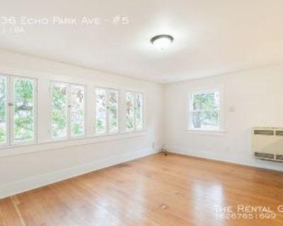 2436 Echo Park Ave #5, Los Angeles, CA 90026 1 Bedroom Apartment