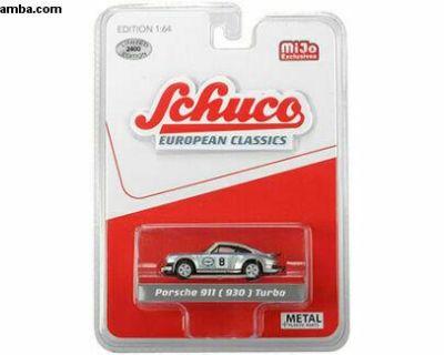 Schuco 1:64 Porsche 930 911 Turbo Martini Racing