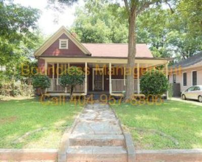 1430 Athens Ave Sw, Atlanta, GA 30310 3 Bedroom House
