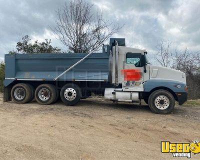 Heavy-Duty 2006 Kenworth T600 Tri-Axle Dump Truck/Used Dump Truck