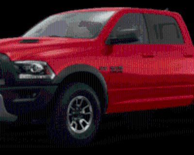 "2016 Ram 1500 Rebel Crew Cab 5'7"" Box 4WD"