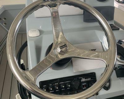 Edson steering wheel