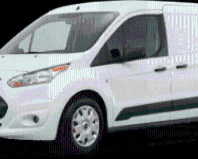 2018 Ford Transit Connect Van XLT with Rear Symmetrical Doors LWB