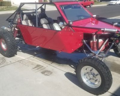 2006 Quick sand performance sandrail CA STREET LEGAL plates and ohv green sticker