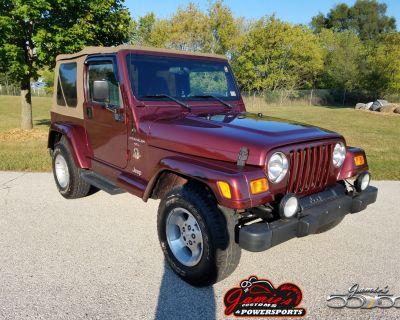 2001 Jeep Wrangler Sahara Other Big Bend, WI
