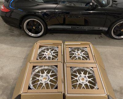 Champion Motorsport - RG5B Forged Monolite Wheel (997 fitment)